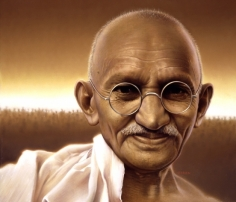 Махатма Ганди: утопист или провидец?