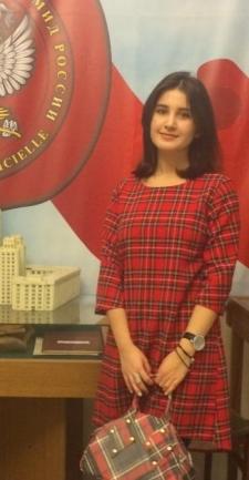 Джамиля Гюндуз кызы Атакишиева