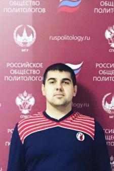 Григорий Мерабович Ревазашвили