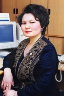 Лазат Сейтказиевна Спанкулова