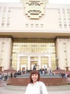 Анна Викторовна Егельская