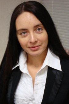 Светлана Викторовна Фрумина