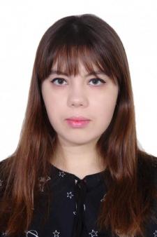 Дарья Николаевна Сазонова