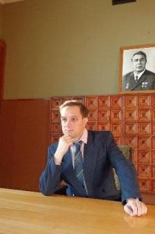 Евгений Владимирович Щеглов