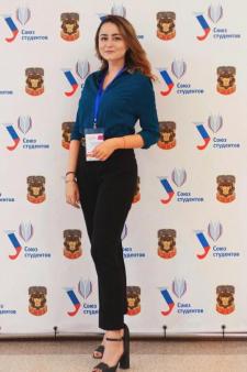 Оксана Александровна Пахомова