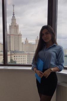 Элина Максимовна Минибаева
