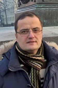 Дмитрий Сардарович Ахмедов