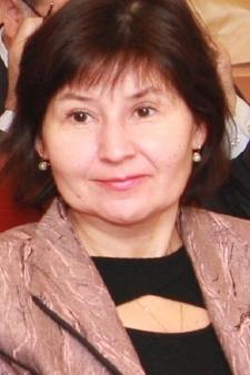 Галина Владимировна Анисимова