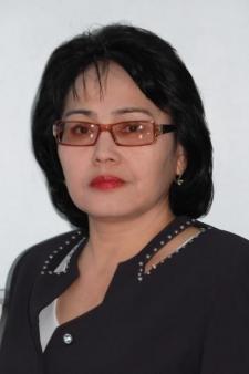 Dana Kalkovna Baidildinova