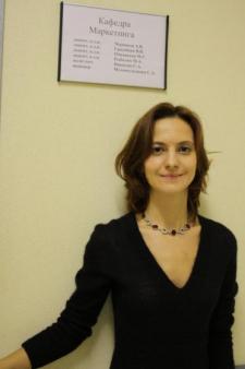 Марина Станиславовна Очковская