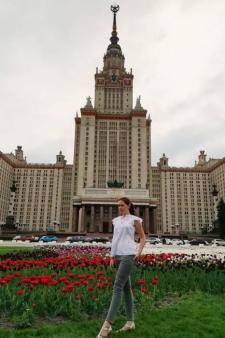 Анна Сергеевна Рудакова