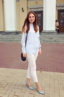 Анастасия Валентиновна Доборович