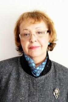 Лидия Сергеевна Леонтьева