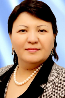 Шакизада Ниязбекова
