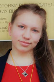 Екатерина Павловна Антонова