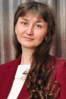 Лилия Владимировна Максимова