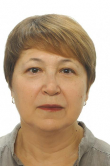 Наталия Алексеевна Мартынова
