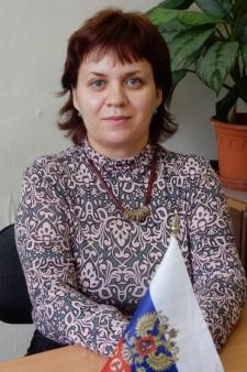 Татьяна Викторовна Пашнина