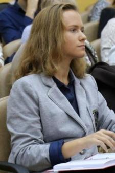 Елизавета Олеговна Бронякина