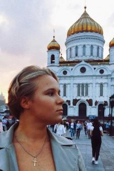 Анастасия Георгиевна Брюсова