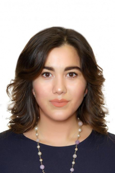 Яна Искандаровна Махмудова