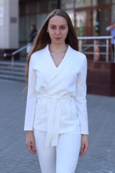 Кристина Ильинична Томилова