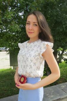 Алина Руслановна Уразбаева