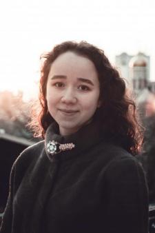 Дарья Леонидовна Некрасова
