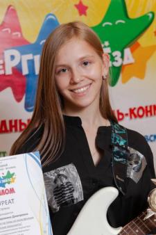 Вероника Дмитриевна Баркалова