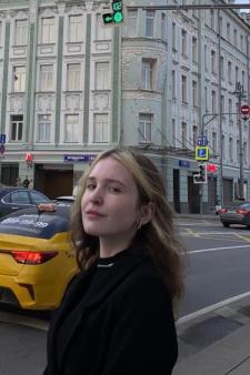 Ульяна Владимировна Позднякова