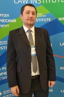 Павел Сергеевич Воробьёв