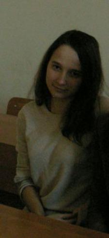 Ксения Михайловна Борисова