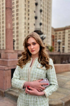 Надежда Ильинична Зырянова