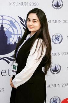 Мариам Закаровна Буниатян
