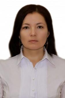 Юлия Александровна Беликова