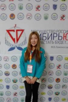 Дьанарай Геннадьевна Таханова