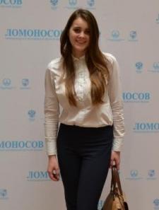 Елена Игоревна Воробьева