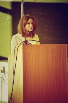 Дарья Геннадьевна Тертерашвили