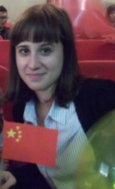 Ольга Геннадьевна Северова