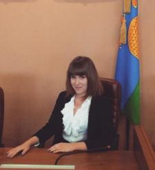 Анастасия Леонтьевна Овчаренко
