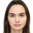 Кругликова Дария Александровна
