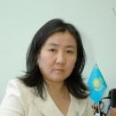 Есымханова Зейнегуль Клышбековна