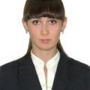 Реутова Анна Евгеньевна